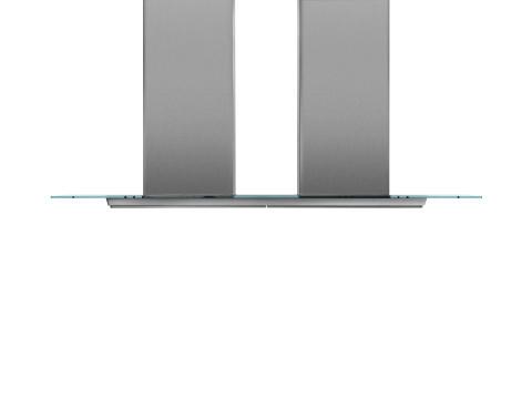 Skreddersydd ventilasjonssystem til kjøkkenøy - Electrolux Grand Cuisine