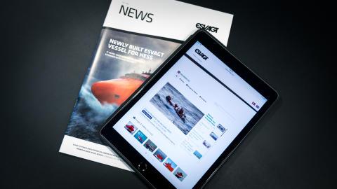 ESVAGT News on new platforms