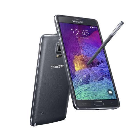 Samsung Galaxy Note 4 landar i butik