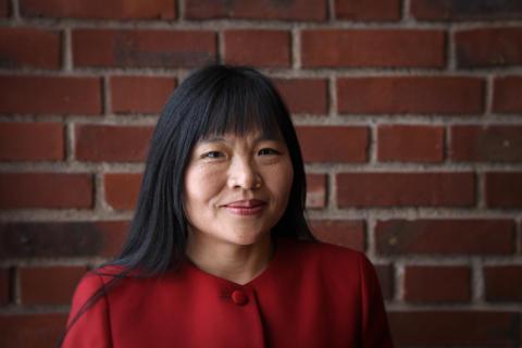 Yifang Ban, professor i geoinformatik på KTH.