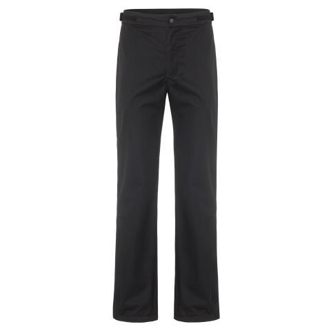 M Hurricane Pants Black Front - Cross Sportswear