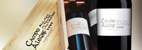 Fransk mästarduo skapar spanskt toppvin!