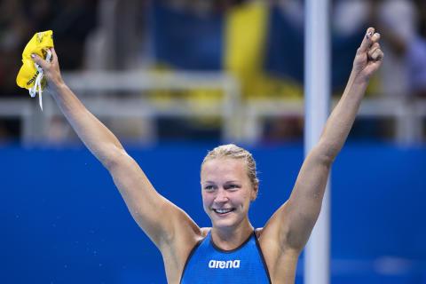 Årets simidrottare är utsedda