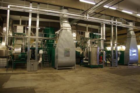 Uppsala-metod ersätter kemikalier inom jordbruket. Världens största ThermoSeed-anläggning invigd i Norge.