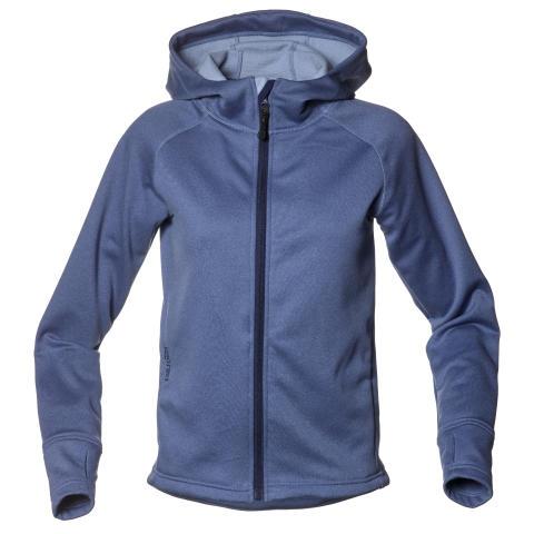 Panda hoodie_Blue 4080