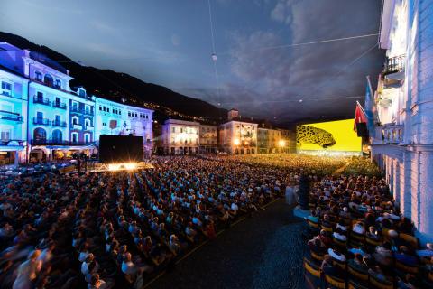 Locarno Film Festival, Piazza Grande
