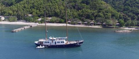 Illegal seizure of the US flagged yacht carrying Sheikha Latifa on bid for asylum must be answered