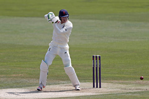 Jennings, Sibley and Lawrence reach centuries as England Lions dominate day one against CA XI