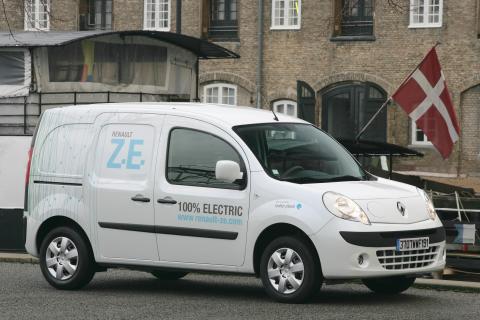 Mere end 15.000 Renault Kangoo Z.E. allerede bestilt