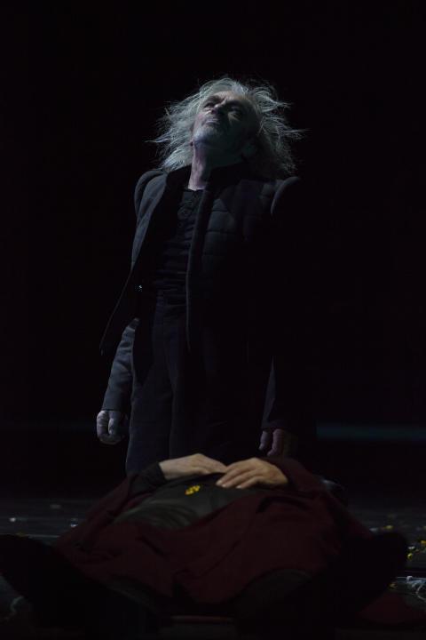Faust am Goetheanum: ‹Faust 2›, V. Akt: Grablegung