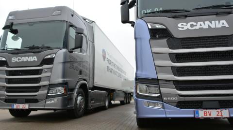 Kom til åbent hus og prøv den nye Scania
