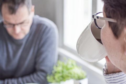 Ruoan merkitys korostuu eläkkeelle siirryttäessä