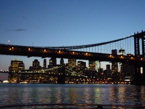 Inbjudan till studieresa NY 21-25/4, 2013