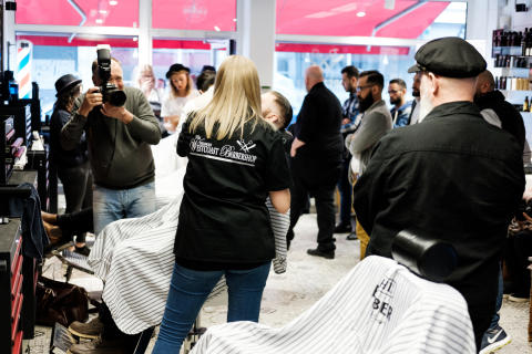 Semifinal Västkust - Årets barberare 2018