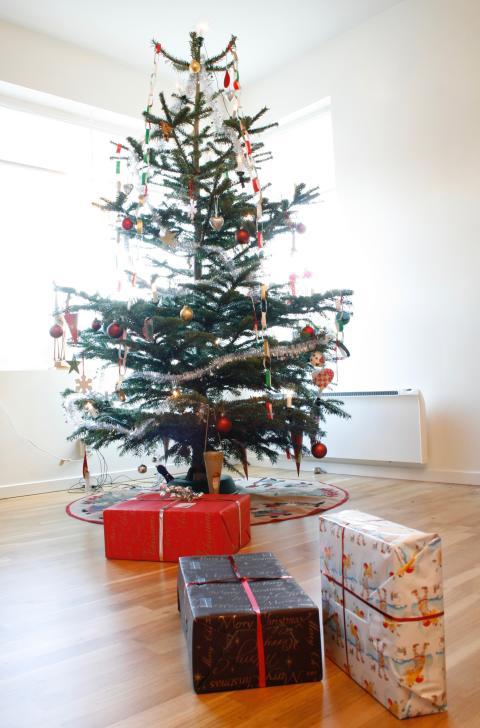 Ti tips til en miljøvennlig jul