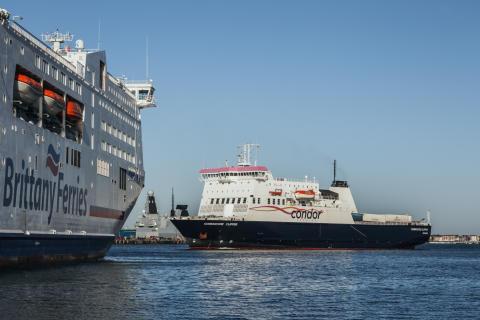 Portsmouth International Port