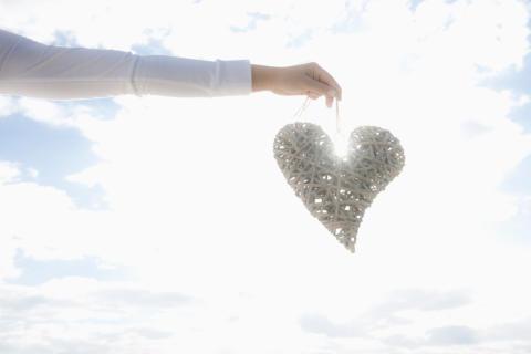 Kärleken flödar inför alla hjärtans dag!