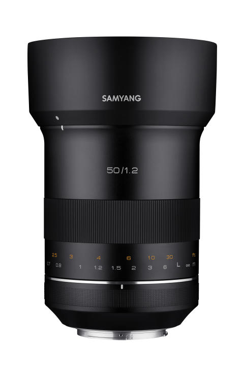 Samyang XP 50mm F1.2 Canon EF (2)