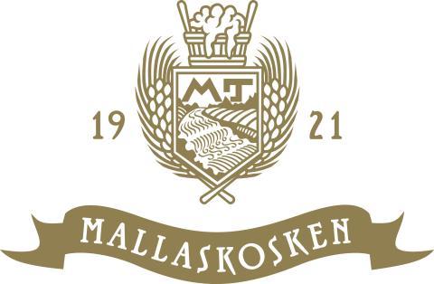 Mallaskosken panimo -logo