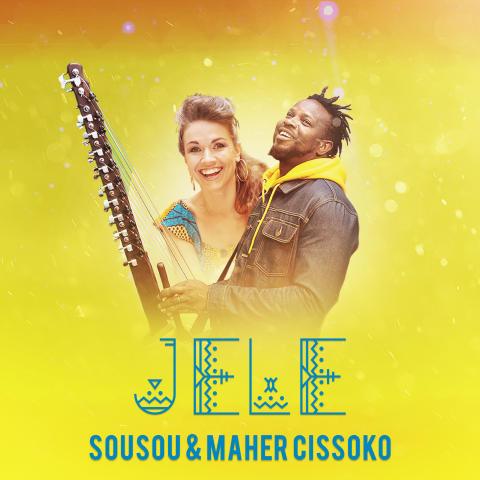 "Sousou & Maher Cissoko släpper singeln ""Jele"" - en unik kombination med ""Uti vår hage""!"