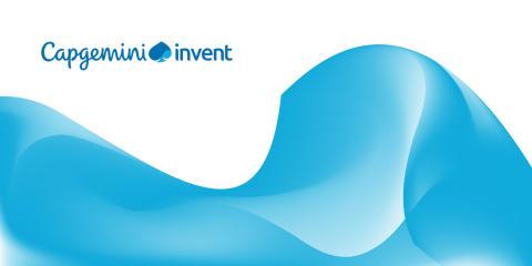"""Capgemini lanserar """"Capgemini Invent"""", en ny global affärsenhet för konsultverksamhet, digital innovation och transformation"""