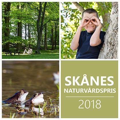 Länsstyrelsen Skåne instiftar ett nytt naturvårdspris