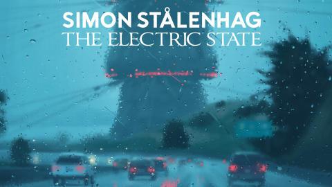Simon Stålenhags konstbok The Electric State drog in över 3 miljoner kr på Kickstarter
