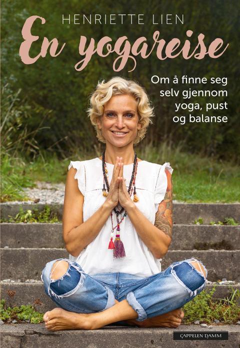 En yogareise - Om å finne seg selv gjennom yoga, pust og balanse