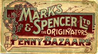 M&S started as a market stall