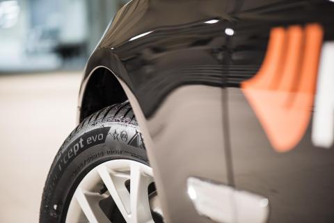 Hankook Tire uppnår omsättningstillväxt på 6.4% i sitt UHP-segment under 4:e kvartalet 2015