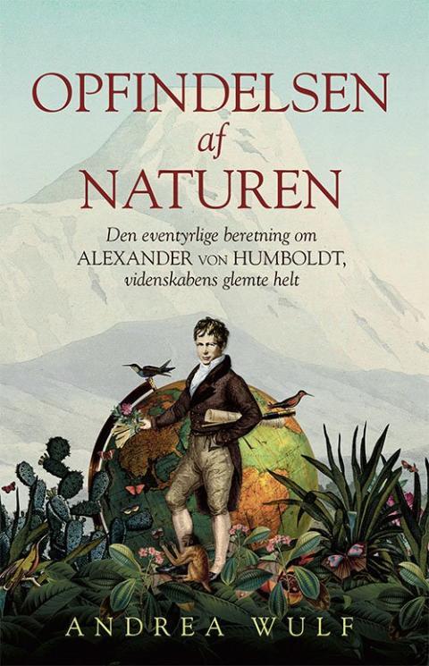 Giv vildt spændende bog om videnskabens glemte helt - og støt Verdens Skove
