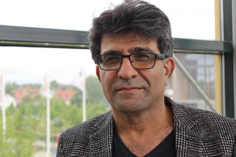 Mehrdad Darvishpour