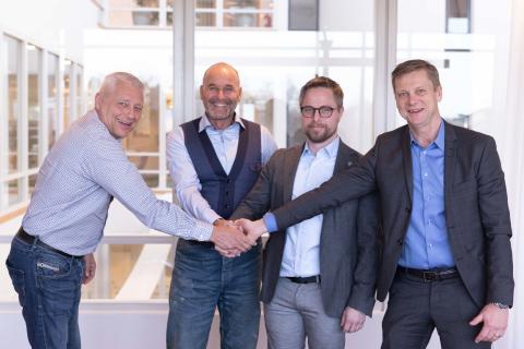 Midroc Electro satsar i Norrland och förvärvar CraneX AB