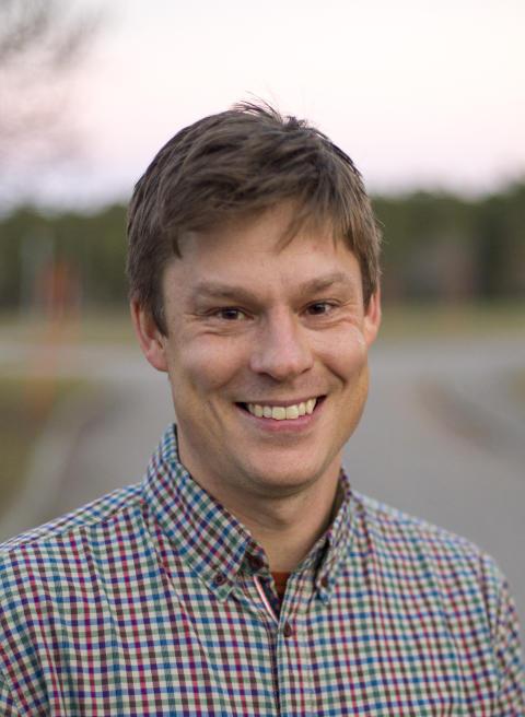 Josef Järhult, infektionsläkare och forskare på Akademiska sjukhuset/Uppsala universitet