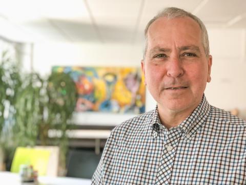 Rune Nordström ny kommunikationschef på SABO