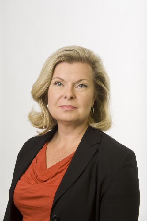 Edunvalvontajohtaja Lotta Savinko