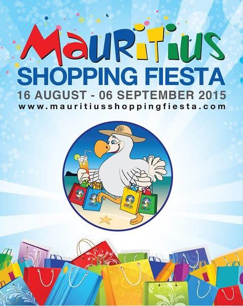 Mauritius Shopping Fiesta vom 16. Aug – 6. Sep - Schnäppchenwochen mit Inselflair