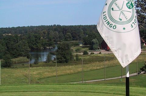 Öppen Golfdag på Ekholmsnäs Golf Lidingö - Lördagen den 15 augusti