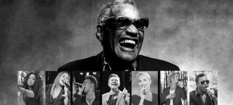 Pressbild - A Tribute to Ray Charles