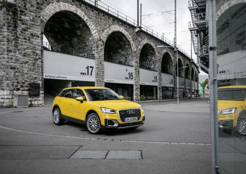 Audi Privatleasing
