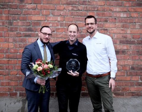 BilOn i Skärholmen är Årets Hyundai-återförsäljare