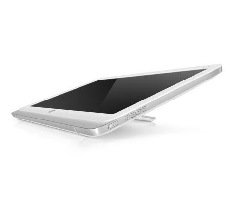 HP Slate21 AIO front