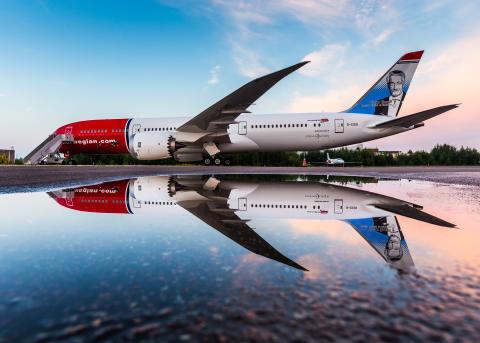 Norwegian Boeing 787 Dreamliner