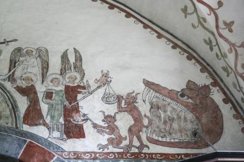 Tusen år till med kyrkligt kulturarv