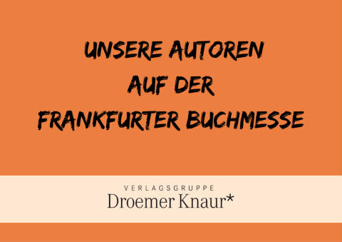 Unsere Autoren auf der Frankfurter Buchmesse 2018