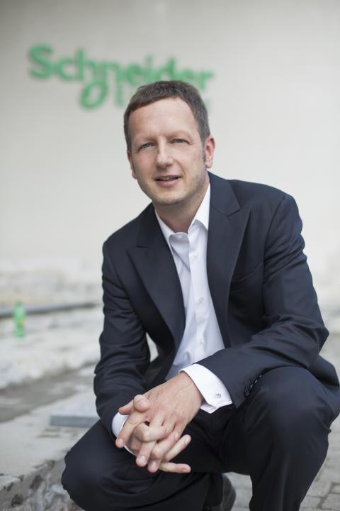Thomas Träger, Schneider Electric