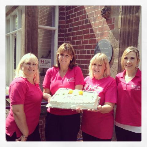 Happy Birthday Eckersley House!