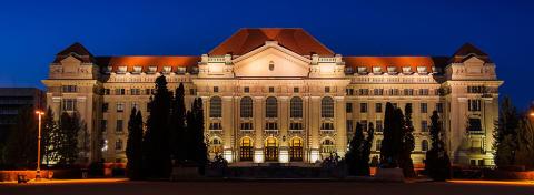 Debrecen, Ungern