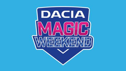 Magic Weekend at St James' Park – 19 & 20 May