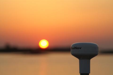 Digital Yacht - Promotion sur antenne GPS150
